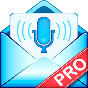 Cover art Write SMS by voice PRO
