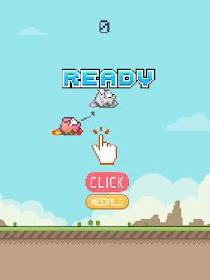 Duang! Flying Pig - FREE - screenshot