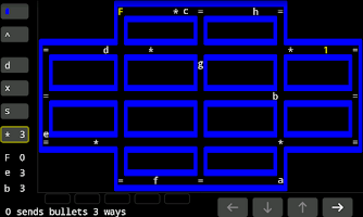 Screenshot of RetroMaze original