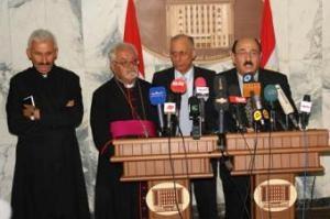 Kurdistan Hristiyanlara yardim