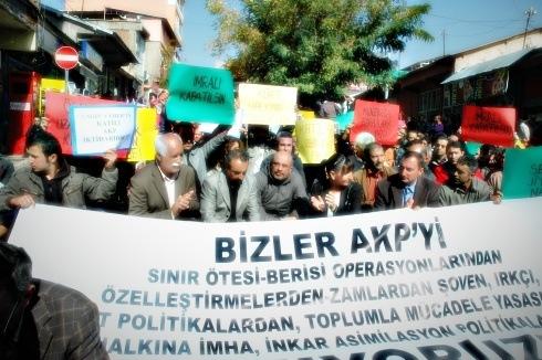 erdogan dersim akp protesto