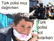 TURK POLISI KURDISTAN