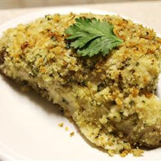 Baked Parmesan Perch