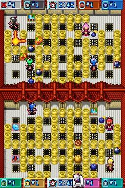 Bomberman Blitz