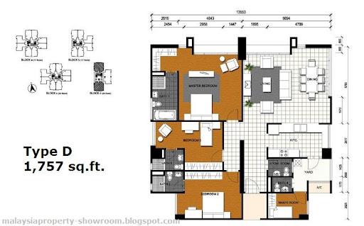 The Saffron Condominium Malaysiacondo