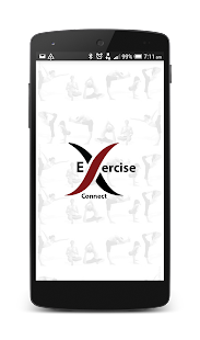 Exercise Connect - screenshot