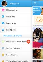 Screenshot of AlamJadid - Meet New People!