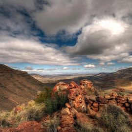 Tankwa Karoo by Ferdinand Veer - Landscapes Mountains & Hills ( hills, mountains, nature, landscape, ferdinand veer )