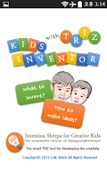 Screenshot of KIDS INVENTOR with TRIZ