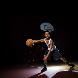 Cross Over by Dave Toro - Sports & Fitness Basketball
