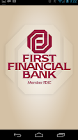Screenshot of First Financial Bank