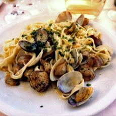 Tagliolini with True Clams