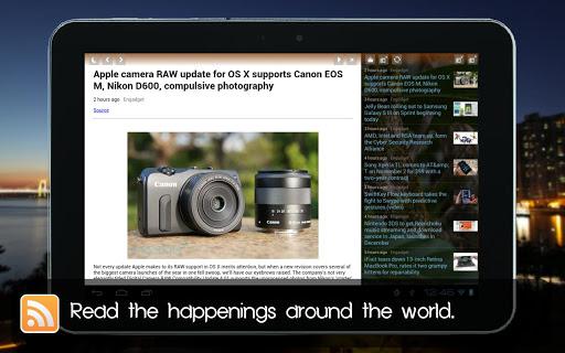 Social Frame HD (Photo Frame) - screenshot