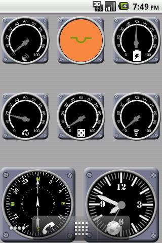 Cockpit LWP simple