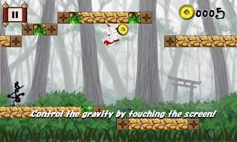 Screenshot of Run Ninja Run