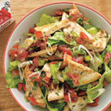 Pita Bread Salad
