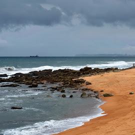 Umhlanga Beach - Kwazulu Natal by Jose Longueira - Landscapes Beaches ( #beach#sea#fun#holiday#lighthouse,  )