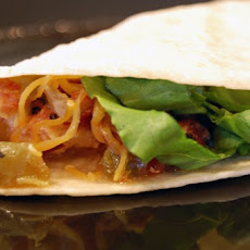 Smoky Chipotle Chicken Tacos in the Slow Cooker