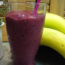 Berry-Banana Smoothie