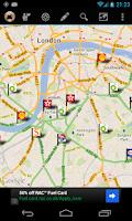 Screenshot of WhatGas Petrol Prices