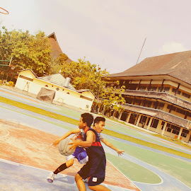 by Irwan Rio Apriyanto - Sports & Fitness Basketball