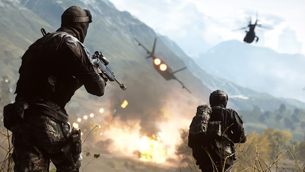 DICE asking community what to balance in Battlefield 4 next