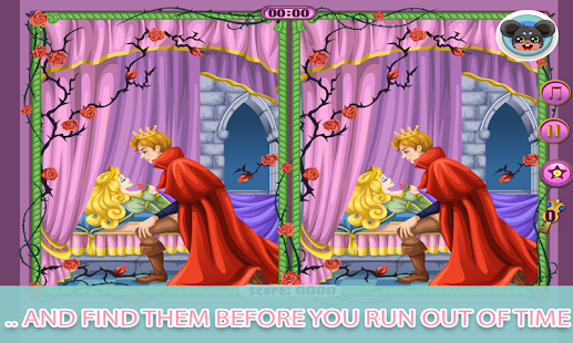 Fairytale Sleeping Beauty - screenshot