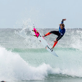occy grom comp by Cam Neale - Sports & Fitness Surfing