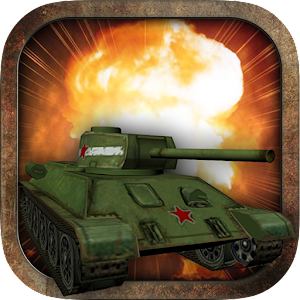 Cover art Armored Combat - Tank War Hero