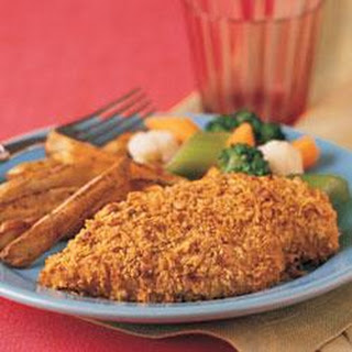 Crunchy No-Fry Chicken