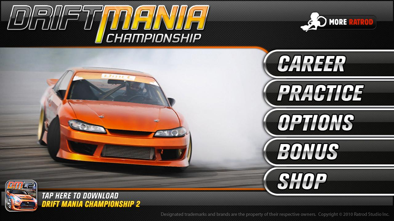 Drift Mania Championship Screenshot 3
