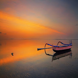 Waiting for the sun by Denny Iswanto - Instagram & Mobile Other