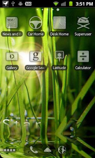 玩個人化App|Darkstar ADWTheme免費|APP試玩