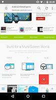 Screenshot of Sleipnir Mobile - Web Browser