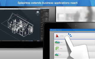 Screenshot of Splashtop for SECTOR