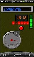 Screenshot of Gadget Battery Wallpaper