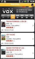 Screenshot of Vox Strasbourg