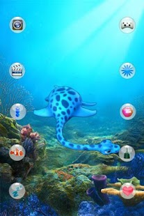Talking Plesiosaur - screenshot