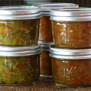 Green Tomato Relish With Cabbage Recipes