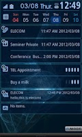 Screenshot of ELECOM bizSwiper
