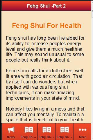 【免費生活App】Feng Shui Discovery-APP點子