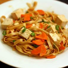 Tofu Skin Noodles Recipe | Yummly