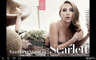Screenshot of Zinio: 5000+ Digital Magazines
