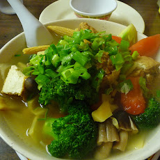 Tampopo Vegetable Noodle Soup
