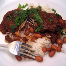 Boneless Chicken Mole