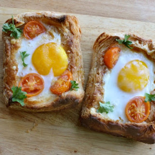 Breakfast Egg Puff Pastry Recipes