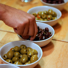 Tapas with Spanish Olives