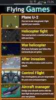 Screenshot of Flying Games