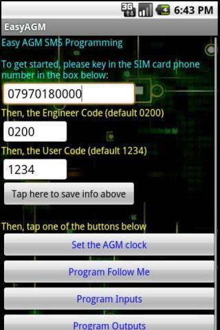 EasyAGM SMS - Free