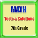 7th Grade Math Tests and Sol.